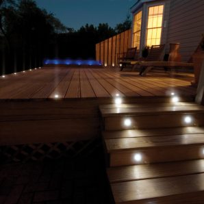 outside LED lighting
